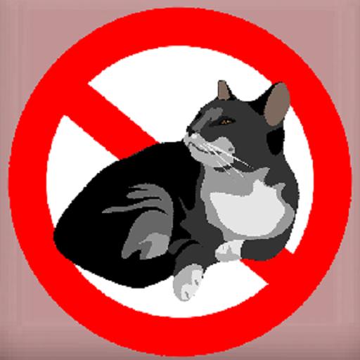 Anti Gatos Falso Broma