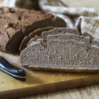GF Artisan Teff Flour Bread Recipe