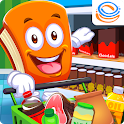 Marbel Supermarket Kids Games icon