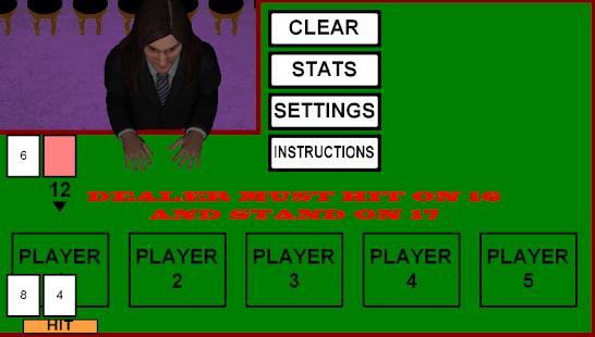 Blackjack Calculator Apps On Google Play