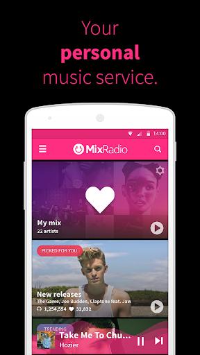 MixRadio Music
