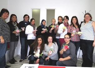 Photo: Teilnehmer Rosenkurs 1./2. Februar