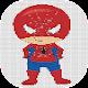 Superhero Pixel Art Drawing (game)