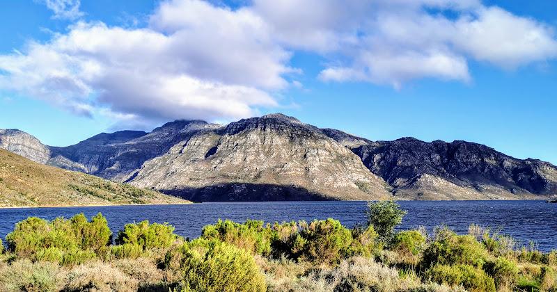 Berg River Dam 104% full