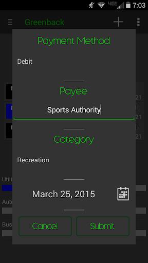 【免費財經App】Greenback Lite-APP點子