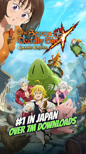 Download Full The Seven Deadly Sins: Grand Cross 1.1.0 APK