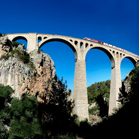 by Mustafa Tor - Buildings & Architecture Bridges & Suspended Structures ( railway )