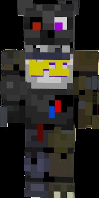 Withered Nova Skin