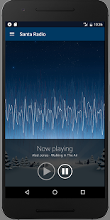 Santa Radio- screenshot thumbnail