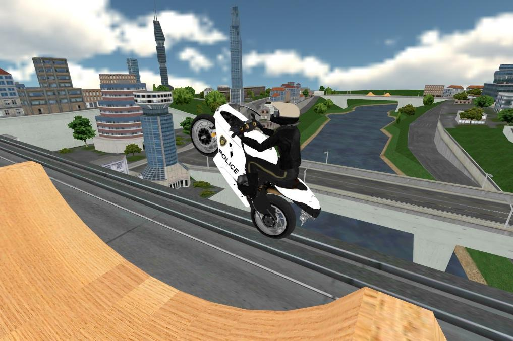 Police moto bike simulator 3d android apps on google play