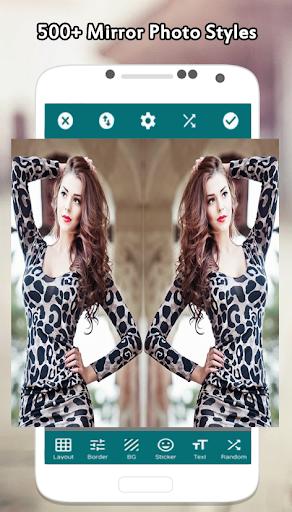 Mirror Effect: Blend Collage2