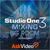 Big Room Course for Studio One