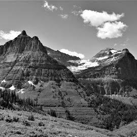 by Liz Huddleston - Black & White Landscapes