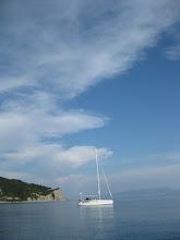 Photo: Erikoussa Island north of Corfu