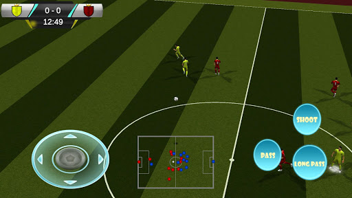 Playing Football 2020 apkmind screenshots 6