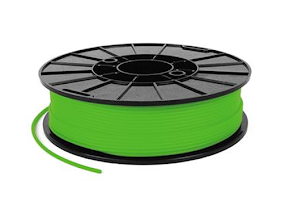 NinjaTek NinjaFlex Grass Green TPE Filament - 3.00mm (0.75kg)