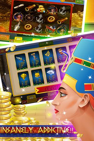Pharaoh's Fantasy Huuuge Global Big Bonus Slots  screenshots EasyGameCheats.pro 2