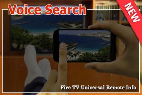 4k fire tv remote universal android info tvのおすすめ画像1