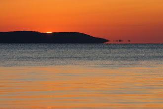 Fotó: Izzó napfelkelte