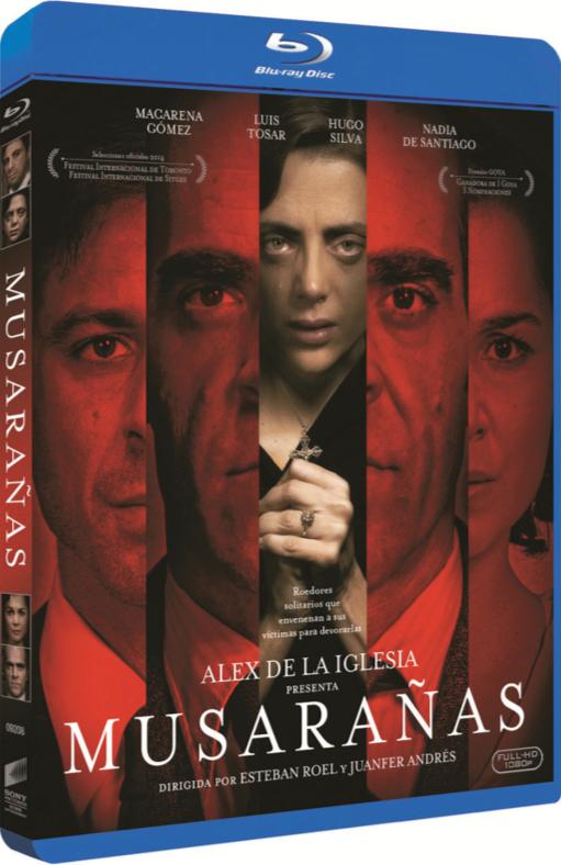 Filme Poster Ninho de Musaranho BRRip XviD & RMVB Legendado