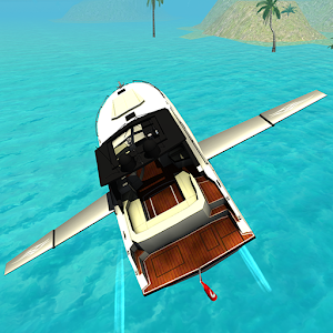 Flying Yacht Simulator Gratis