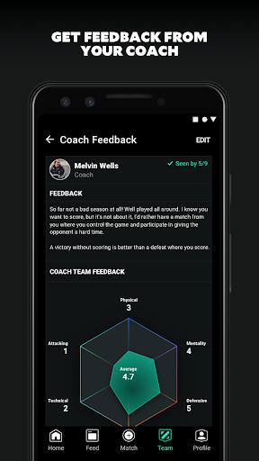 Tonsser Soccer screenshot 5
