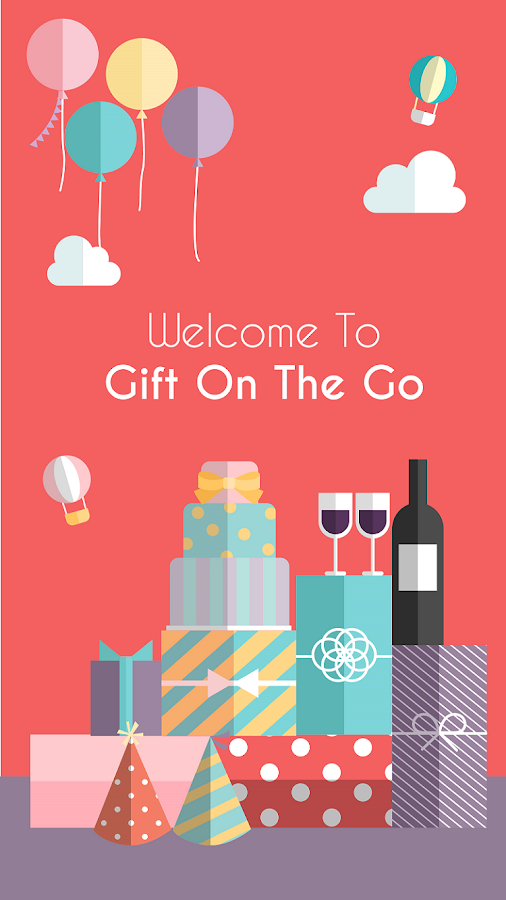 Gift on the go!- screenshot