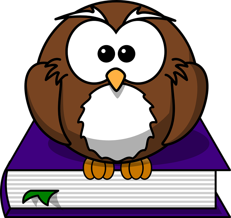 Free vector graphic: Literature, Library, Reading, Owl - Free ...