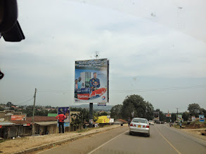 Photo: Welcome in Kampala