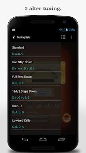 TN-1B(easy bass tuner) Free! - náhled