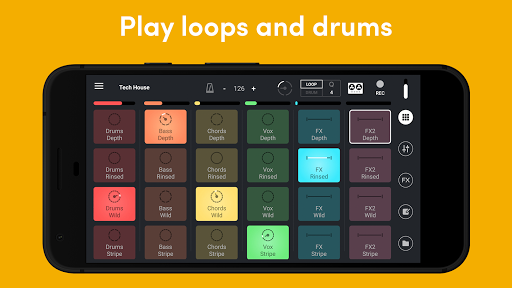 Remixlive - Remix & sample music 4.0.3 gameplay | AndroidFC 1