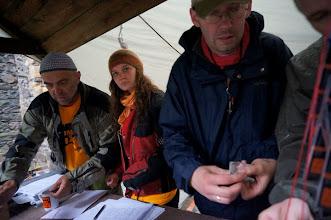 Photo: Organizatorzy zdziwieni nowo przybyłymi ;) fot. Mygosia
