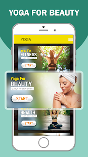 Yoga for Daily Fitness Workout Poses for All Ages Screenshot