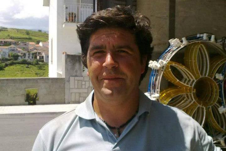 Vítor Costa, funcionário da Egas Sequeira Pirotecnia