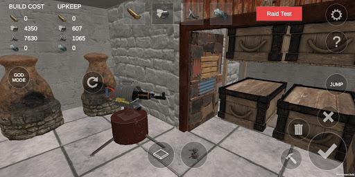 Blueprints - Rust unofficial base builder designer  screenshots 2