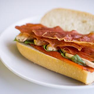 Crispy Prosciutto Sub Sandwiches Recipe