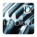 HobDrive OBD2 ELM327, car diagnostics, trip comp icon
