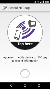 ALE NFC Admin Xtended Mobility- screenshot thumbnail
