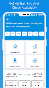 Indian Railway – IRCTC & PNR Status App Download For Android 2