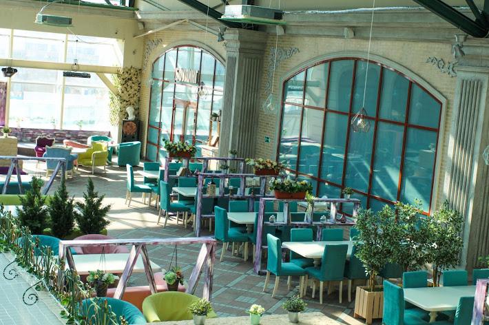 Фото №2 зала Rest-кафе «ШТРУДЕЛЬ»