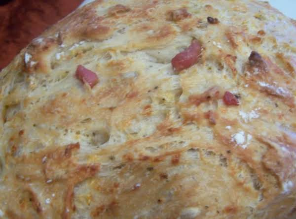 3 Cheese Prosciutto Bread Recipe