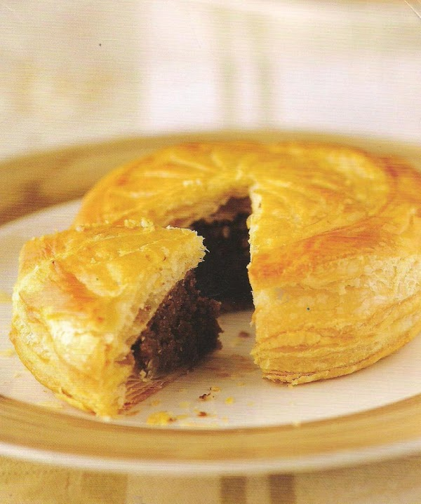 Chocolate Pithivier Recipe