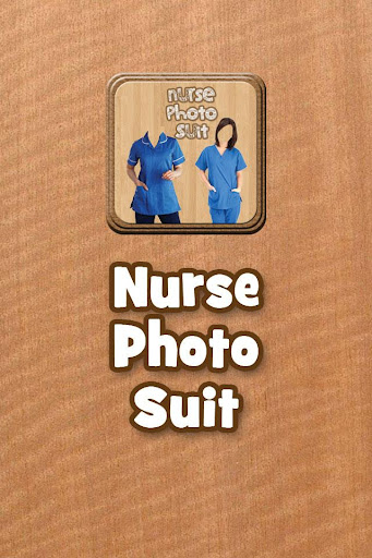 Nurse Photo Suit