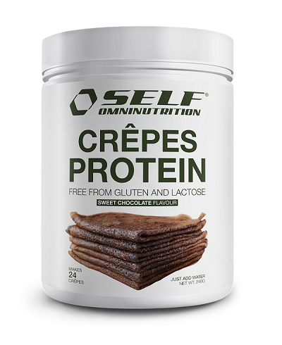 SELF Crepes Protein 240g