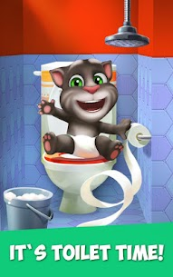 My Talking Tom MOD 4.7.2.91 (Unlimited Coins) Apk 8
