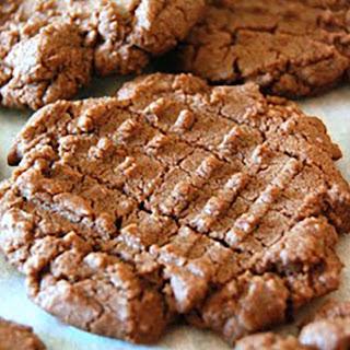 Chocolate Hazelnut Cookies.