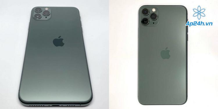 Chiếc iPhone 11 Pro này nhà sưu tầm mua lại với giá 2.700 USD