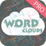 Word Clouds: Wordle word art (Pro) icon