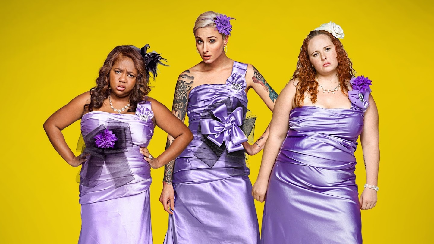 Watch Say Yes to the Dress: Bridesmaids live