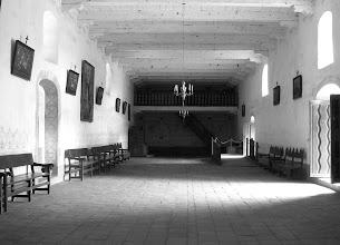 Photo: Main Hall, La Purisima Mission, Lompoc, California